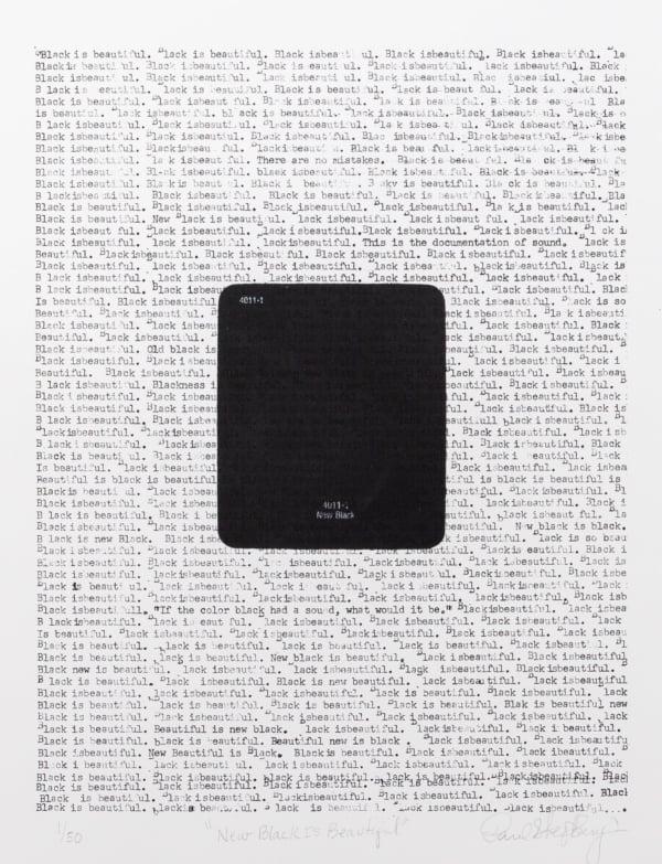 "Paul Stephen Benjamin, ""New Black is Beautiful"" Limited Edition Print"